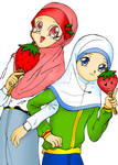 Strawberries' Sisterhood