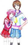 Yuri and Kirino: Childhood