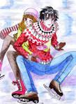Fan Art CLAMP X/1999 Gomen Kotori