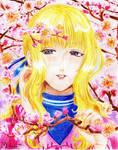 Shirayuki Himeka - Winter Elegance