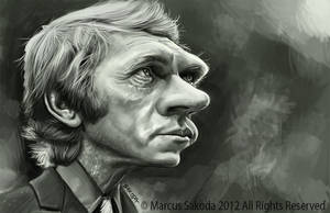 Steve Mcqueen caricature by Jubhubmubfub