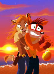Bih'kah Love for LionessB by shazmatthews