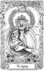 Tarot LF3: The Empress