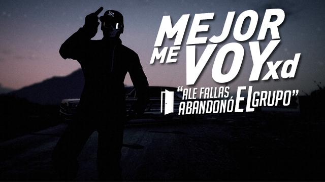 Mejor me voy xd by AlefDragon