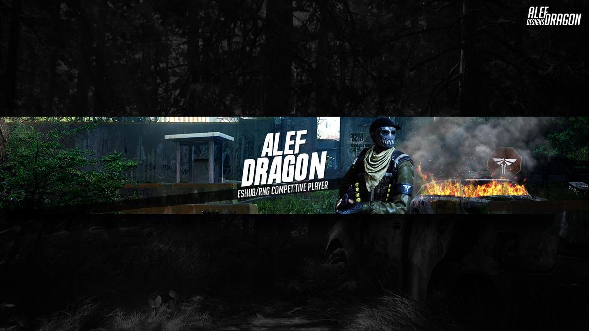 AlefDragon Firefly YT Banner by AlefDragon