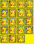 Pikachu's Emotions