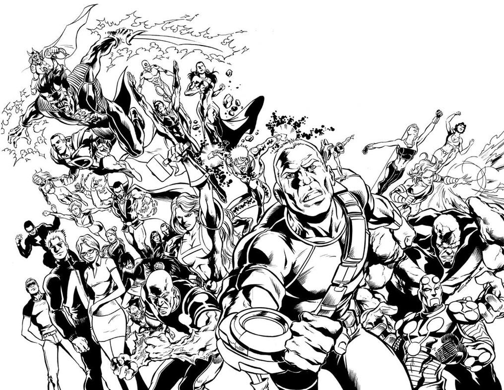 NOBLE CAUSES 40 Cover by Cinar