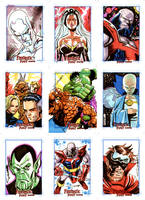 Fantastic Four Archives 04 by Cinar