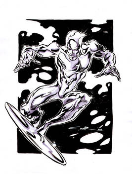 Silver Surfer 02