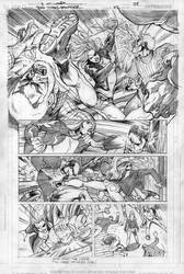RAVAGER-BAR FIGHT by Cinar