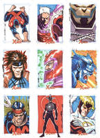 X-Men Archives 04 by Cinar