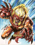 Sabretooth Card