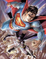 Superman Batman:World's Finest by Cinar