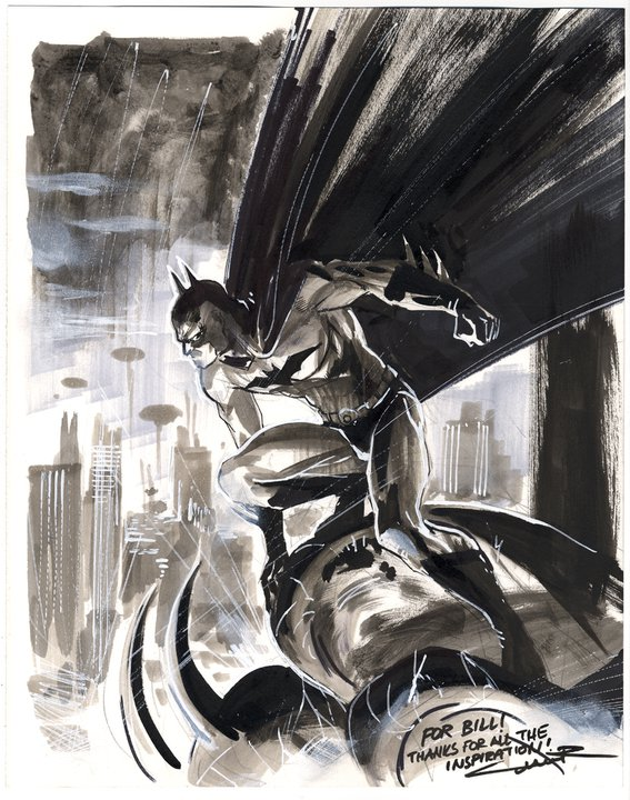 Batman C2E2 by Cinar