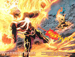 Firestorm 6 double page