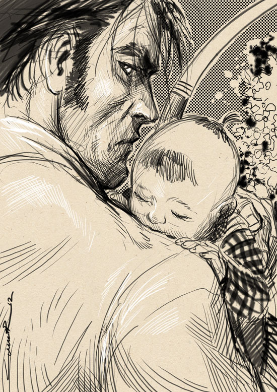 Lone Wolf and Cub by Cinar