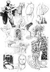 Misc. Sketches