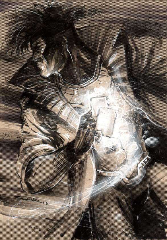 Gambit by Cinar