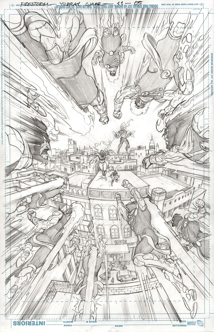 Attack of the Rogues by Cinar