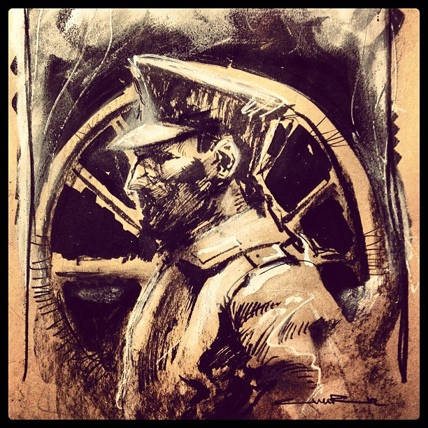 Soldier by Cinar