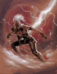 Storm by Cinar