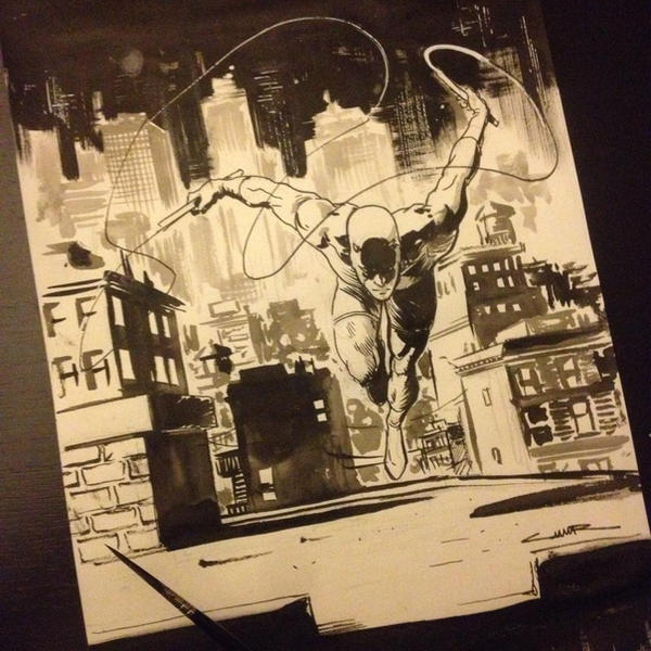 Daredevil by Cinar