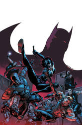 Worlds' Finest 29 cover