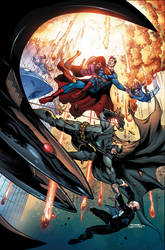 Worlds' Finest 31 cover