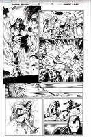 Superior Iron Man Issue 1 page 5 by Cinar
