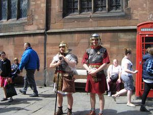 Romans in Chester