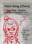 Zhao on the newspaper xD by 0-Aredhel-0
