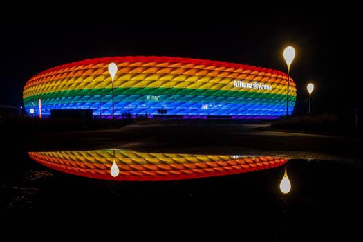 Allianz Arena, CSD 2019