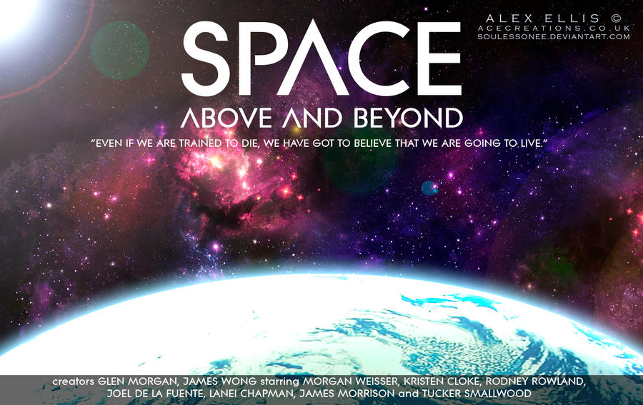 Space Above And Beyond Quotes Quotesgram