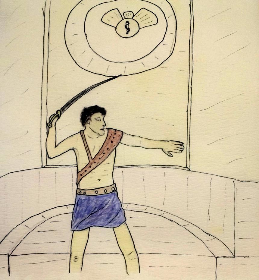John Carter of Mars by llamallink