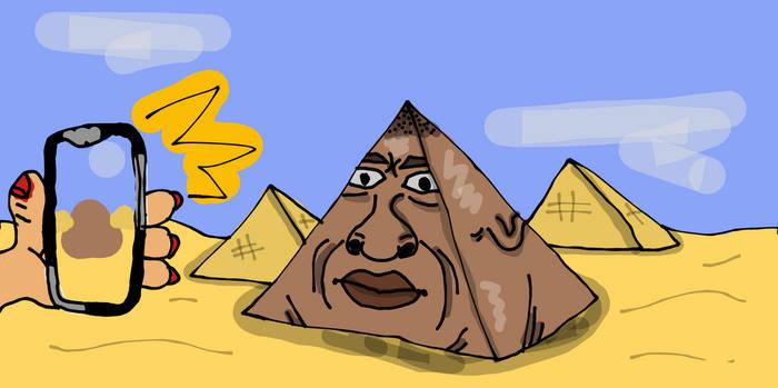 Obama Pyramid