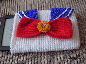 Sailor Moon inspired bag by Raichely