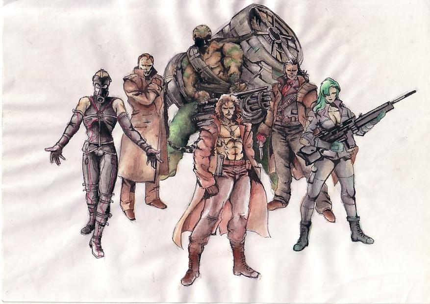 deviantART: More Like - Metal Gear Solid V The Phantom Pain