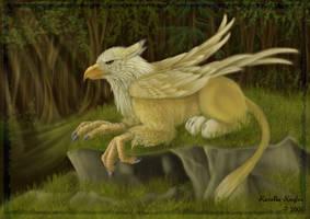 Griffon by Maylara
