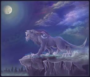 WoW - Druid Cat by Maylara