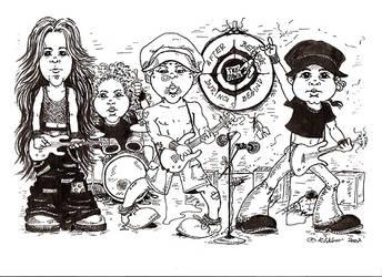 Before The Dawn cartoon
