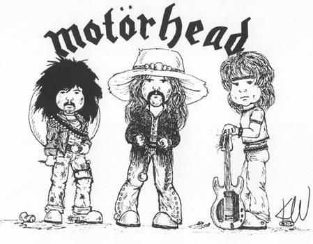 motoerhead cartoon