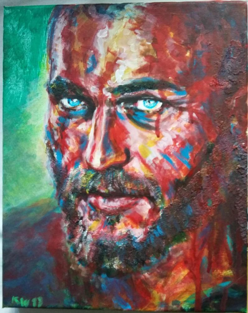 Ragnar by djinnie
