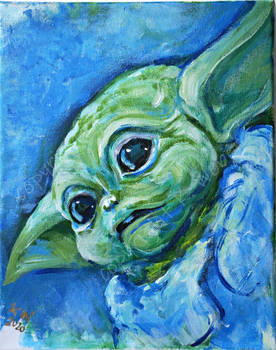 Grogu / Baby Yoda