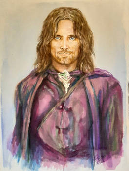 Aragorn (as Strider)