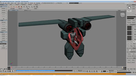 Aerial Attack EFrame (WIP)