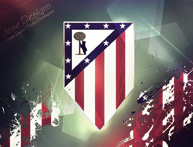 logos atletico de madrid: