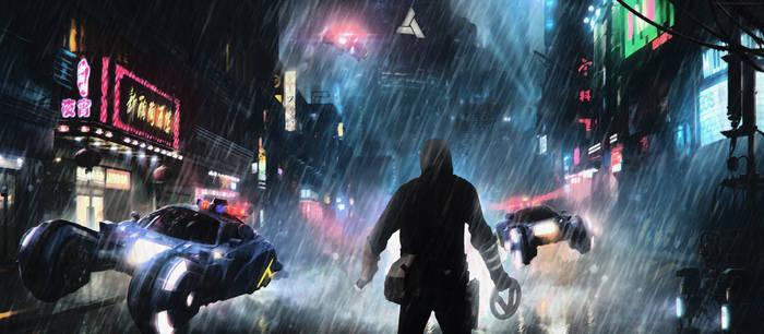 Assassin's Creed - Futuristic Assassin V1
