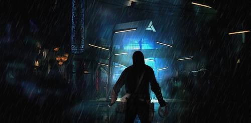 Assassin's Creed - Futuristic Assassin V2