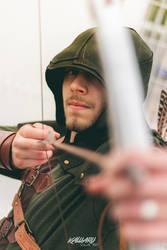 AC Robin Hood: Kawaru Visual Art Photoshoot