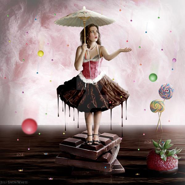 Chocolate by Juli-SnowWhite